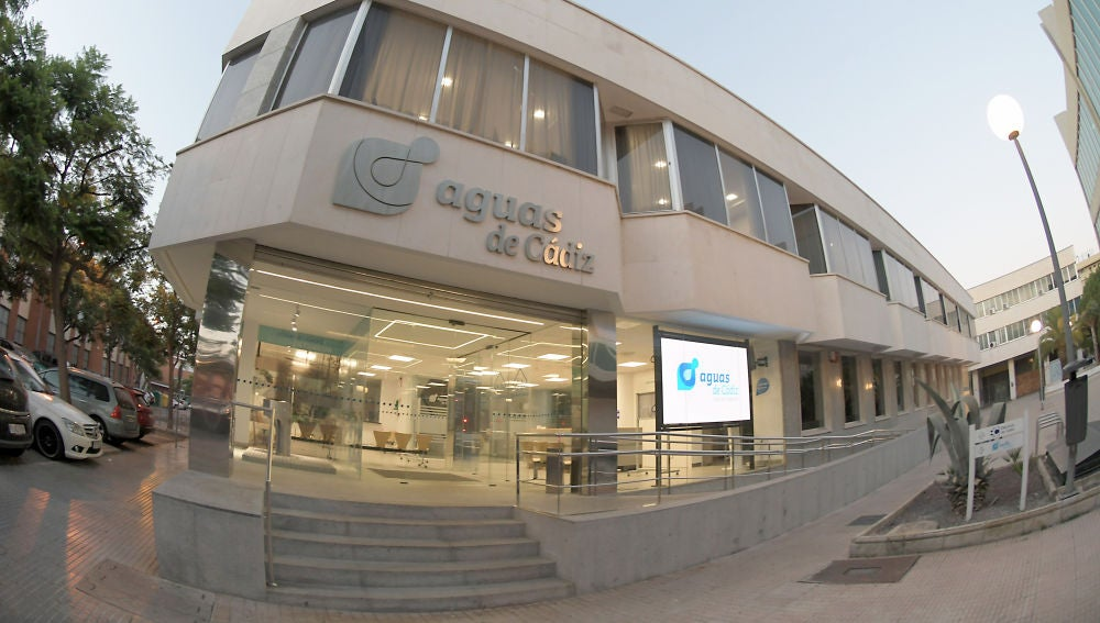 Sede de Aguas de Cádiz