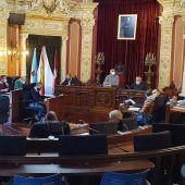 Goberno municipal e centrais sindicais avanzan nun calendario de negociación colectiva