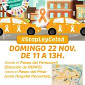 La manifestación en Cuenca partirá el domingo 22 desde el paseo del Ferrocarril