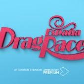Logotipo de la 'España Drag Race', adaptación española de 'RuPaul's Drag Race'