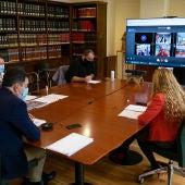 Constituída una comisión de trabajo para actuar e invertir en Ribeira Sacra