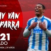 Van La Parra