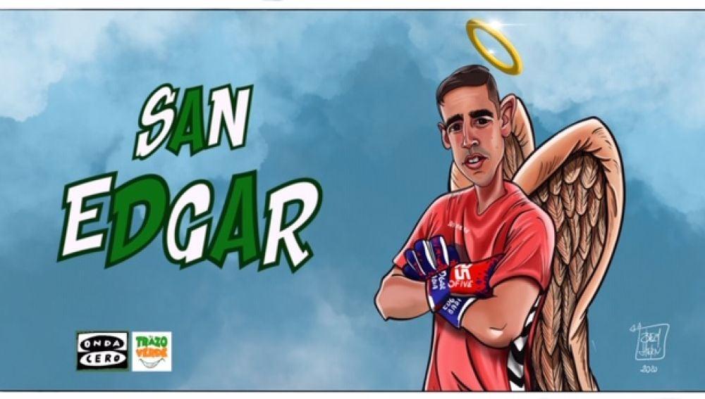 Edgar Badia reanuda los entrenamientos para volver a volar ante el Levante.