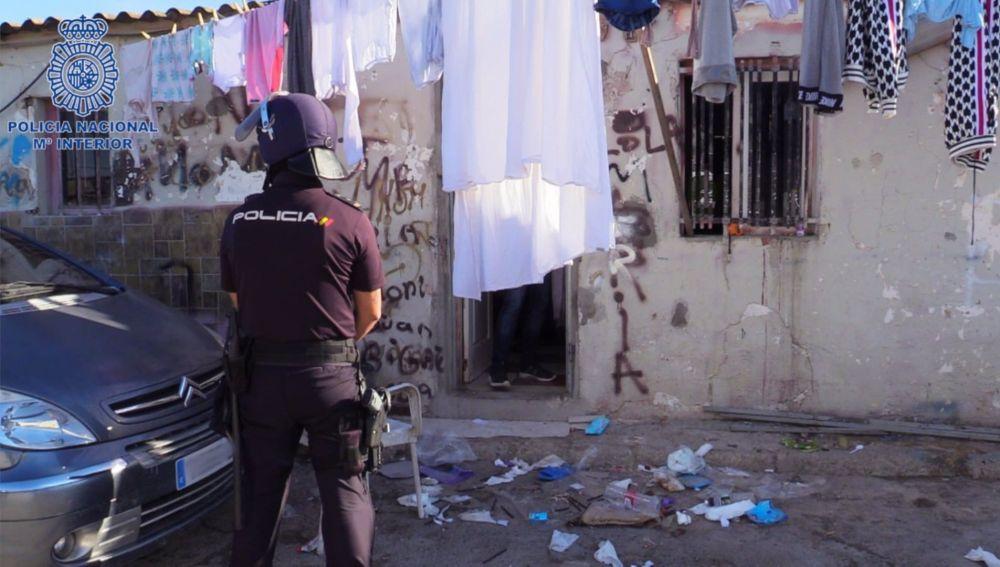 El SUP denuncia una agresión por parte de unas 80 personas a varios policías nacionales en Son Banya