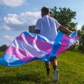 Imagen promocional del documental 'Transhood', en HBO