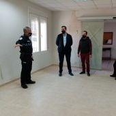 La Policía Local de Herencia estrenará instalaciones a principios del próximo año
