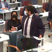 López Miras ordena examinar todas las opciones jurídicas para no aplicar la Ley Celaá en la región de Murcia