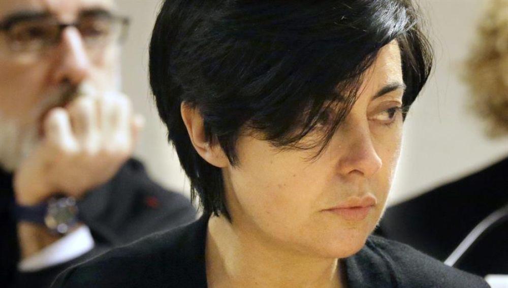 Fotografía de archivo (21/10/2015) de Rosario Porto, madre de Asunta Basterra