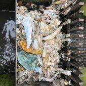 """El llamado """"Monstruo de las Cloacas"""" supone un importante problema medioambiental"""
