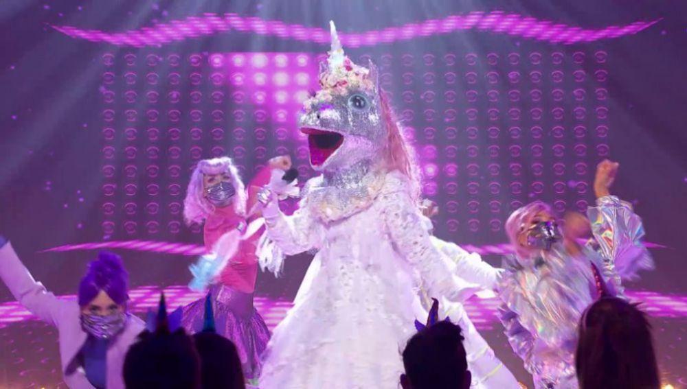 El unicornio de 'Mask Singer', desenmascarado