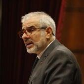 Carlos Carrizosa, al Parlament.
