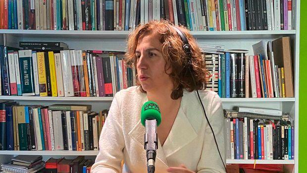 """Irene Lozano pide el voto """"a los 350 diputados"""" para sacar adelante los Presupuestos"""