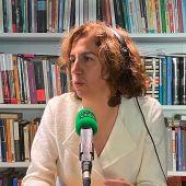 Irene Lozano durante la entrevista en Onda Cero