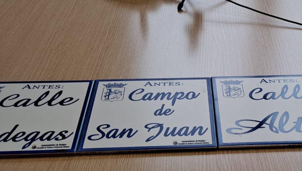 Un total de 52 Calles del Casco Antiguo volverán a contar con sus nombres tradicionales que tenían antes del siglo XIX.