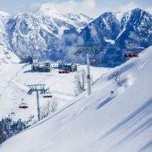 Estaciones de esquí francesas