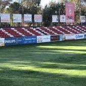 Grada del Estadio Municipal del Val, Alcalá de Henares