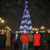 Encendido de las luces de Navidad en Ciudad Real