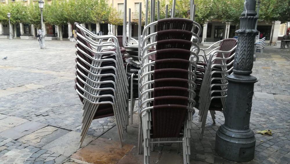 La Junta propone a los hosteleros que se abran las terrazas a partir de este viernes