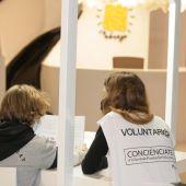 Voluntaria en Elche