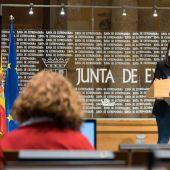 En Extremadura se prorroga el estado de alarma con nivel tres, el actual, hasta el 10 de enero de 2021.
