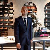 El presidente de Confectionary Holding, José Manuel Sirvent