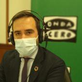 Javier Hurtado, consejero de Turismo, Consumo y Comercio del Gobierno Vasco.