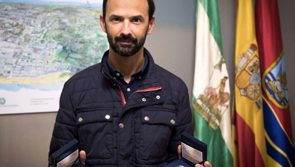 Víctor Mora, alcalde de Sanlúcar