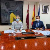 """""""La subvención de 4 millones para el sellado del depósito minero El Lirio es fruto del consenso entre Cs y el PSOE"""""""