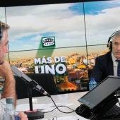 Fernando Grande Marlaska responde a las preguntas de Carlos Alsina