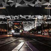 Recreación iluminación navideña Zaragoza