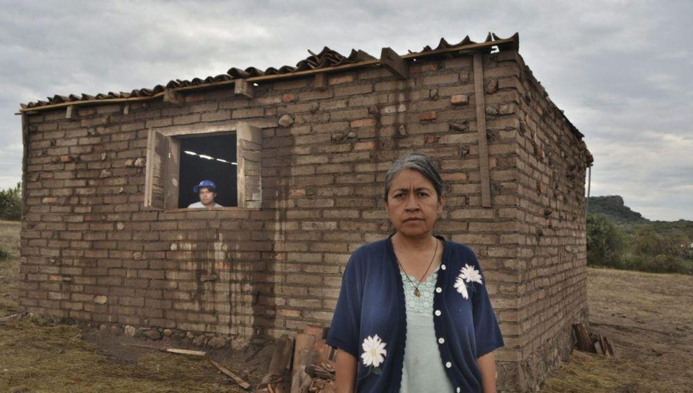 Imagen promocional de 'Sin señas particulares', de la directora mexicana Fernanda Valadez