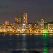 El Concello de A Coruña renovará el alumbrado público con fondos europeos