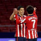 Luis Súarez da negativo y Simeone ya tiene a su '9' para defender el 'liderato'