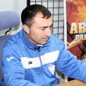 Joserra López, nuevo entrenador del Athletic Club Torrellano.