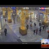Calle Larios Encendido Navidad