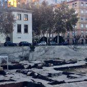 El palacio de San Esteban se refrigera con agua de un pozo ilegal.