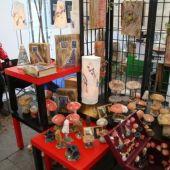 Feria cerámica Segovia