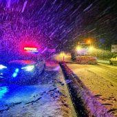Nieve en Lugo y Ourense