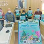 Rojales inicia una campaña durante las fiestas navideñas para promocionar la compra local