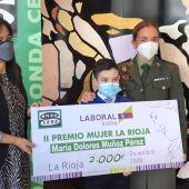 Premio Mujer La Rioja