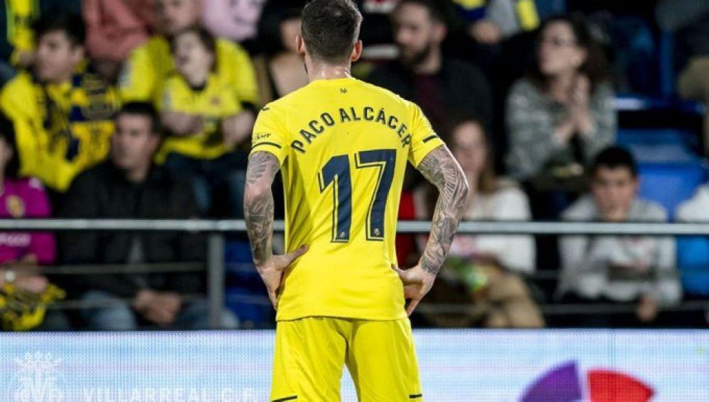 Sin gol...y sin Alcácer