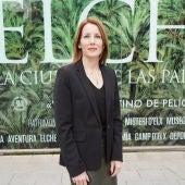 Raquel Rosique, directora de gestión de la entidad del Parque Empresarial de Elche y presidenta de la Fundación del Deporte Ilicitano.