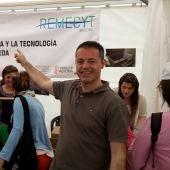 José Tomás Pastor, profesor del centro Mercè Rodoreda de Elche, finalista en los premios Mejor Docente de España 2020.
