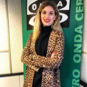 Adriana Sanz.