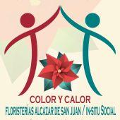 """Cartel de la campaña """"Color y Calor"""""""
