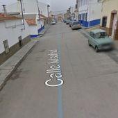 Calle Madrid en Campo de Criptana