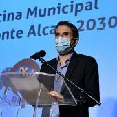 Javier Rodríguez Palacios, alcalde de Alcalá de Henares