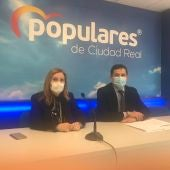 Sonia González y Miguel Ángel Valverde