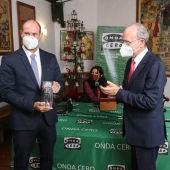 Málaga Avanza 2020. Alcalde de Málaga y Gecor