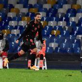 William José da un empate épico a la Real que vale una clasificación a dieciseisavos